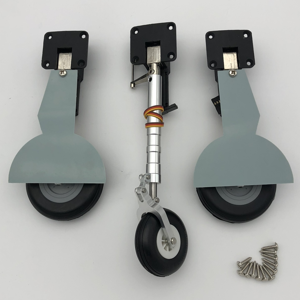 Servoless Zurückziehen für Freewing Me262 fj30411-in Teile & Zubehör aus Spielzeug und Hobbys bei  Gruppe 1