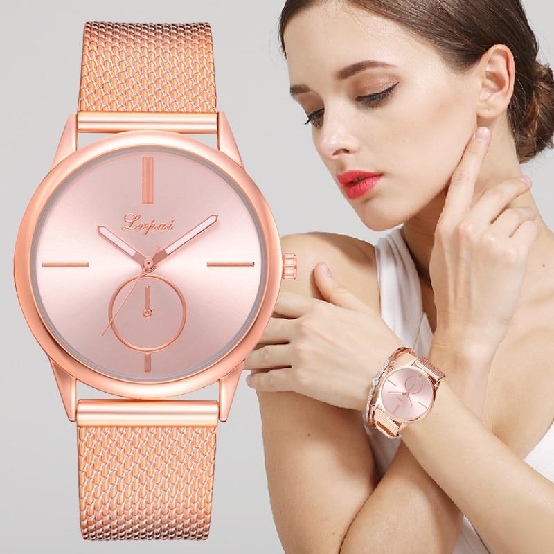 Women's Watches Casual Quartz Silicone strap Analog Wrist Watch lady watches bayan kol saati zegarek damski relogio feminino NEW