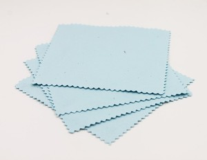 Image 3 - Glass coating application cloth crystal coating agent cloth glass coat microfiber cloth nano car suede cloth(10PCS/LOblue color)