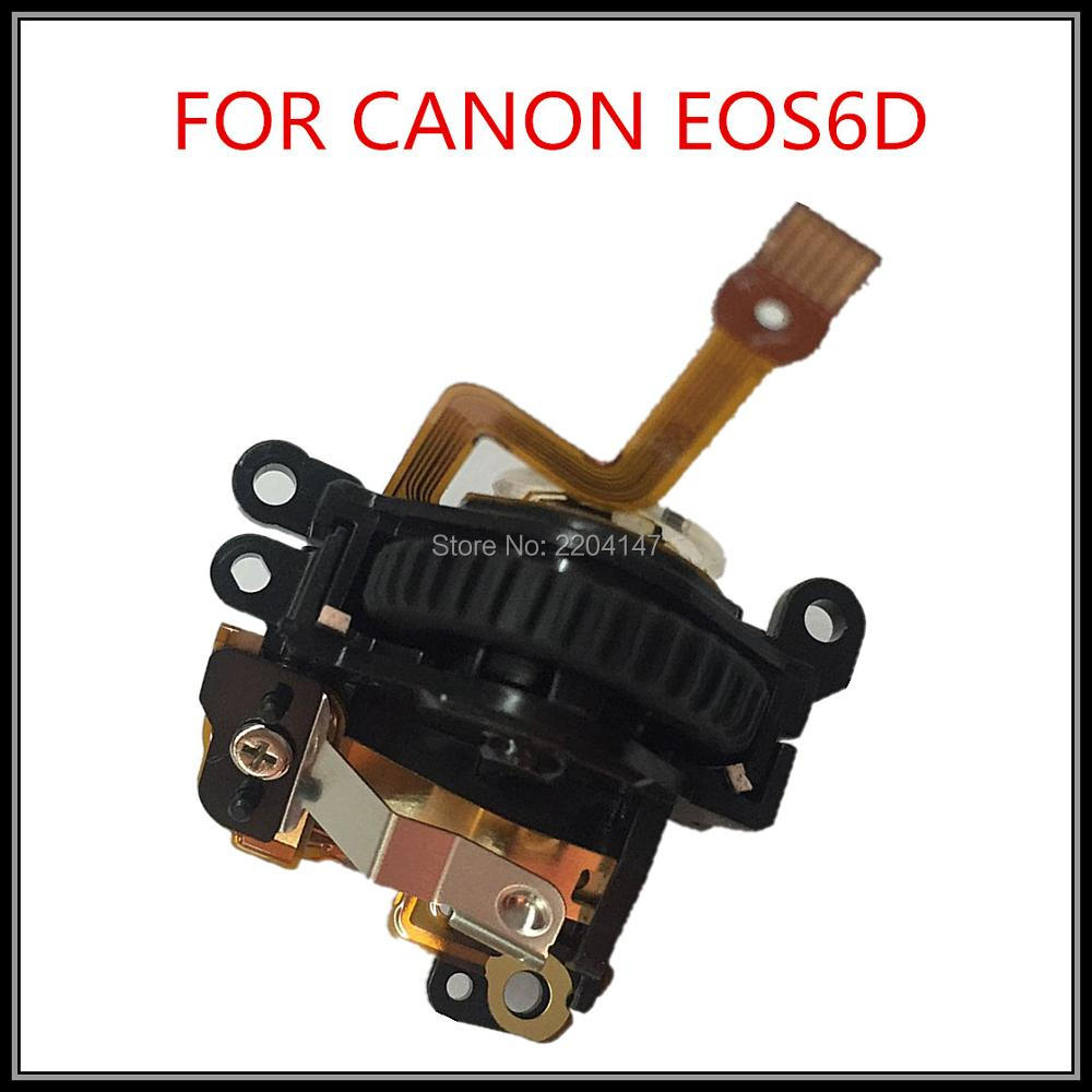 Free Shipping  100% New Original Shutter Button Group Repair Parts For Canon EOS 6D