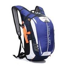 New Motorcycle Backpack 18L Nylon Waterproof Backpack Ultralight  Travel Bag Outside Rucksacks Knapsack Water Bag