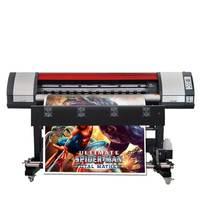 1.8m/6ft Flex Banner Printing Machine Large Format Inkjet Solvent Vinyl Sticker Printer Machine