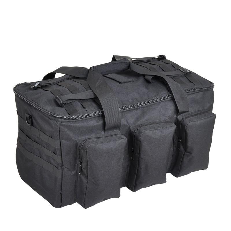 2019 haut à la mode réel en plein air militaire ventilateur sac Camping multi-usages sac à dos pêche tactique Portable épaule grande capacité