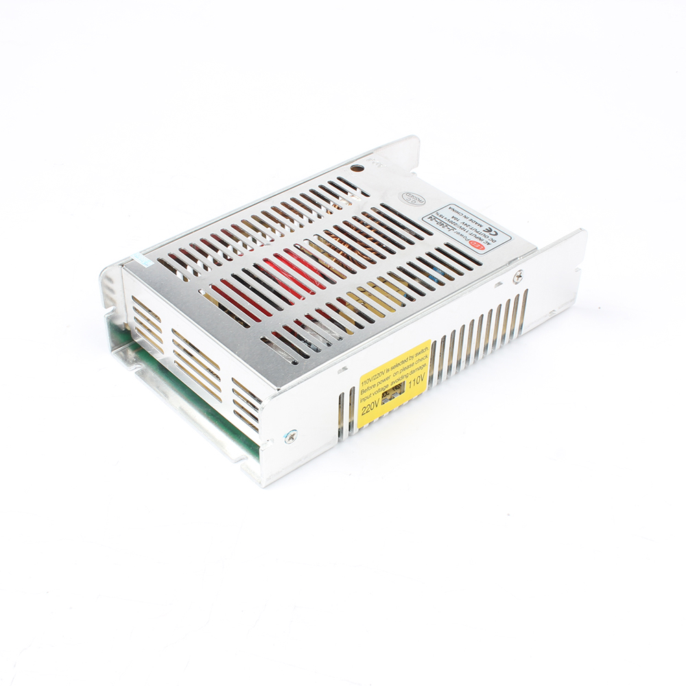 купить DIANQI J-240-24V 10A 240W switching power supply LED power supply 24V 10A 240W transformer 100-240V онлайн