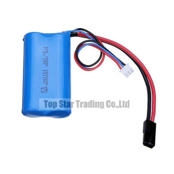 RC Helicopter Spare Parts MJX F49 F649 Battery