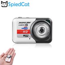 Portable Digital Camera Ultra HD Mini Camera support 32GB TF Card Mic Digital Video Camera DV Camcorder Shooting Recording Cam