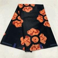 Ankara African Wax Prints Fabric High Quality real dutch Java wax fabric for patchwork (6 yards / lot) !XM091506