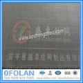 (Zr> 99.5%) Размер отверстия 0 45 мм (40 сеток) проволочная сетка из циркония 100mmx300мм запас