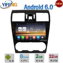 "Android 6.0 32 ГБ ROM 9 ""4 г Octa core 2 ГБ ОЗУ dab + DVD радио-плеер стерео для Subaru Forester WRX 2014-2016 gps-навигации"