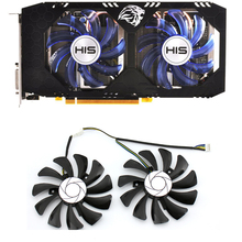 DIY 85 MM HA9010H12F Z 4PIN עבור XFX RX 560D RX 570 RX 580 RX וגה גרפיקה וידאו כרטיס מחשב קירור אוהדי