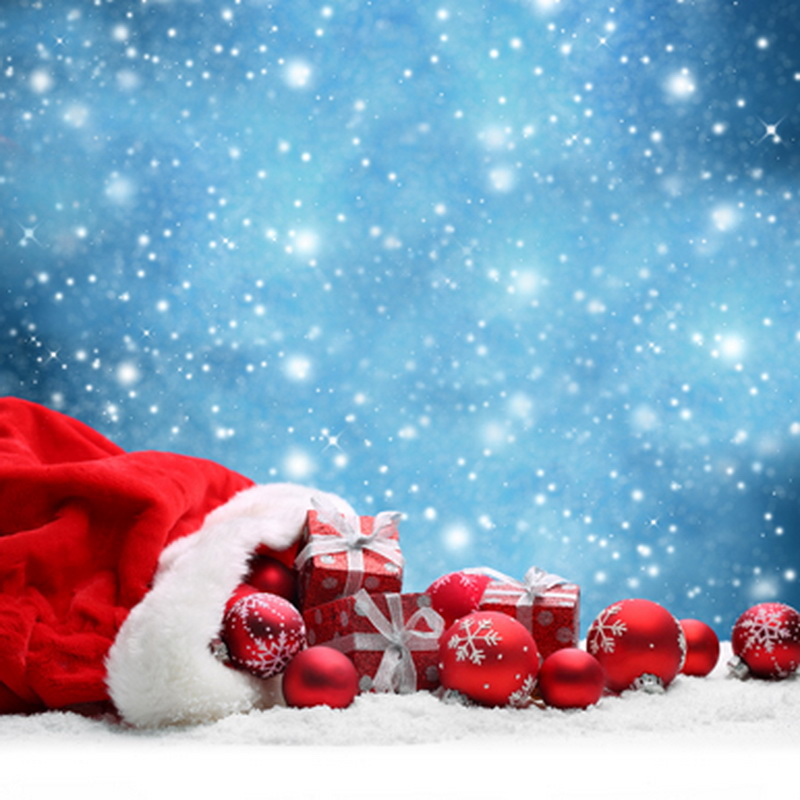 santa sky snow wallpaper - photo #41