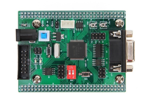 Free shipping  DSP development board DSP28035 core board DSP28035 development board TMS320F28035PNT