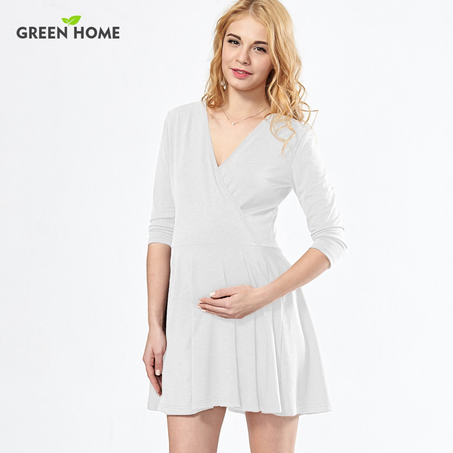 online kaufen gro handel schwangere sexy kleid aus china. Black Bedroom Furniture Sets. Home Design Ideas