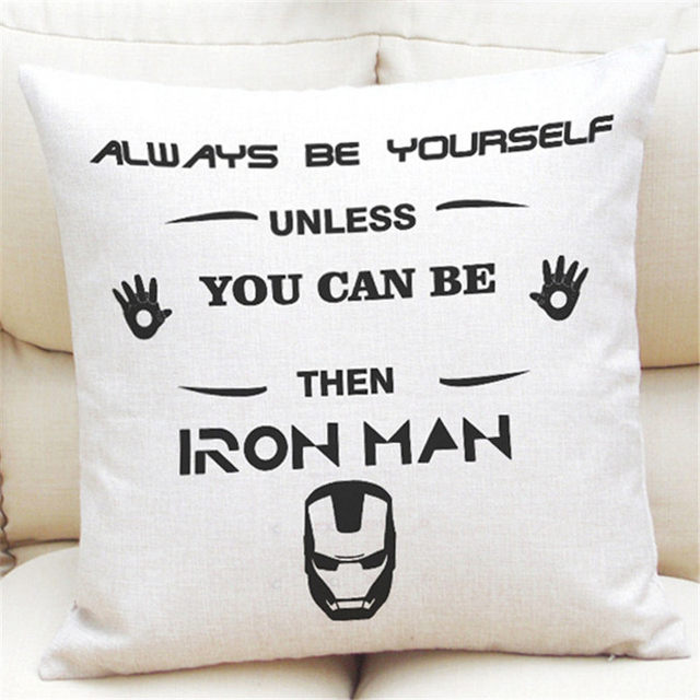 Online Shop Hot Sale Black White Inspirational Quotes Pillow Cover Impressive Decorative Pillows With Quotes