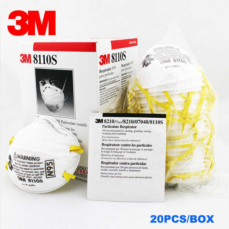 3m n95 mask 8210 plus