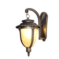 Modern antique outdoor wall light villa courtyard balcony driveway path porch lights decoration for wall lamp waterproof
