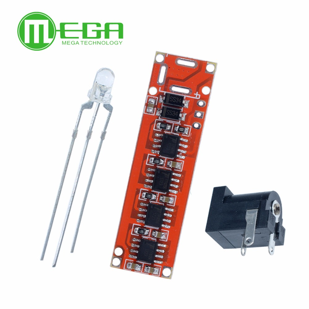 TP4056 3A 4.2V High Current Lithium Battery Charging Board Charger Module