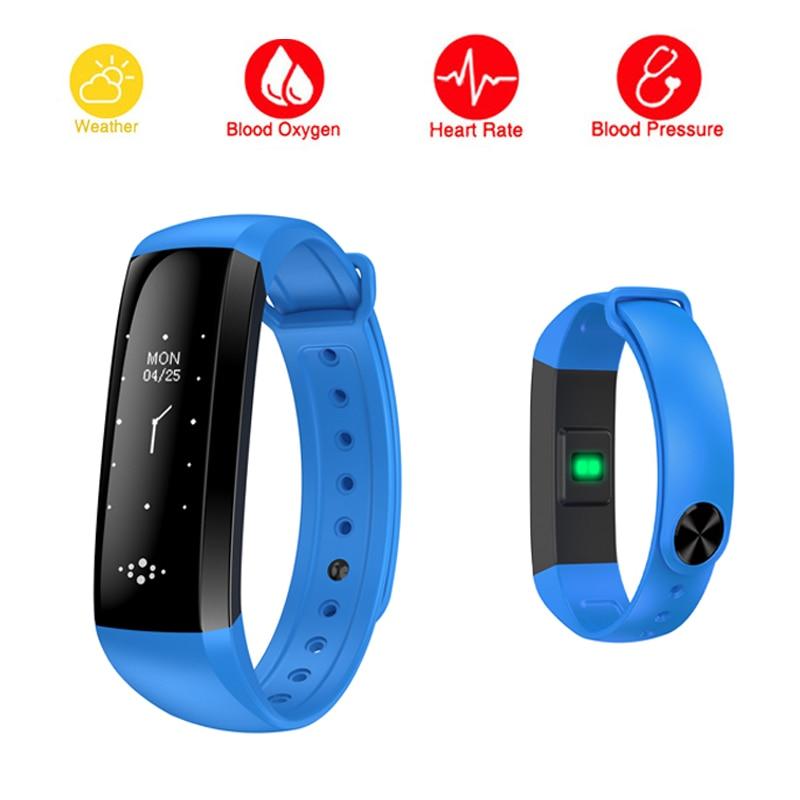 M2 Smart Bracelet Blood Pressure M2s Fitness Watch Women Heart Rate Waterproof Message Remind Bluetooth Bracelet