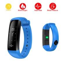 M2 умный Браслет крови Давление M2s фитнес-часы женщины сердечного ритма Водонепроницаемый Сообщение Напомнить Bluetooth браслет для смартфона
