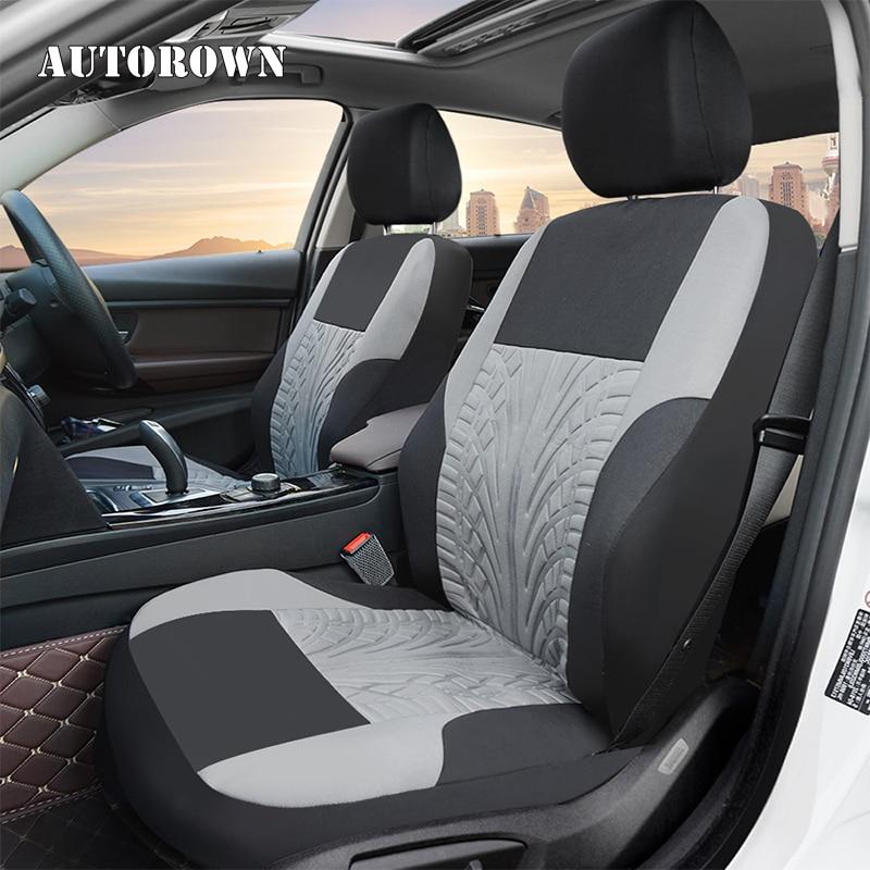 Onwards Black to fit Volkswagen Up 2011 Titan Waterproof Car Front Seat Covers