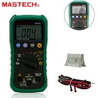 Mastech MS8239D Digital Automotive Multimeter Engine Analyzer Hanhold Tester & Built in motor analyzer backlight