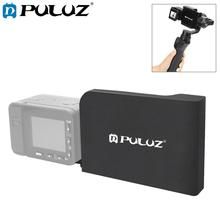 PULUZ Mount Plate for Sony RX0 II Mobile Gimbal Switch Fixing Mount mobile phone gimbal switch mount plate adapter compatible for sony rx0 handheld phone gimbal camera accessories