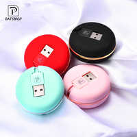2 In 1 Retractable USB Cable Fast Charging Type C Cable for Huawei Samsung S8 S9 plus Xiaomi Mi 6 A1 8 8Se Mix 2 2s Oneplus 5T 6