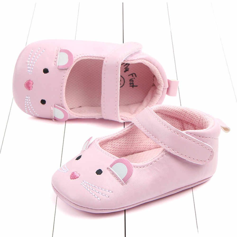 Стильный стильная футболка с изображением персонажей видеоигр Нескользящая детская обувь Модная одежда для детей, Детская мода для девочек, обувь для мальчиков, на мягкой подошве с рисунками кожаные туфли Анти-скольжения, детская обувь F5