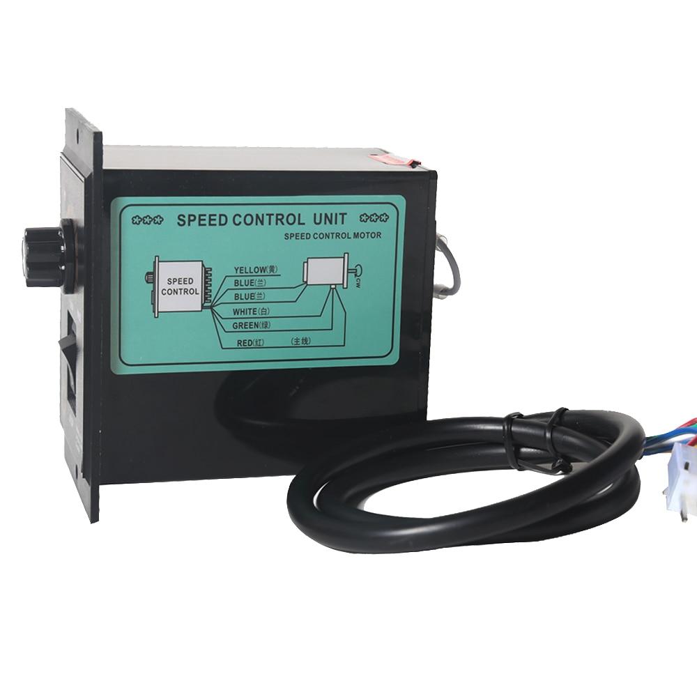 1Pcs AC Motor Sd Controller 400W AC 220V Motor Sd Pinpoint Regulator Ac V Motor Wiring on