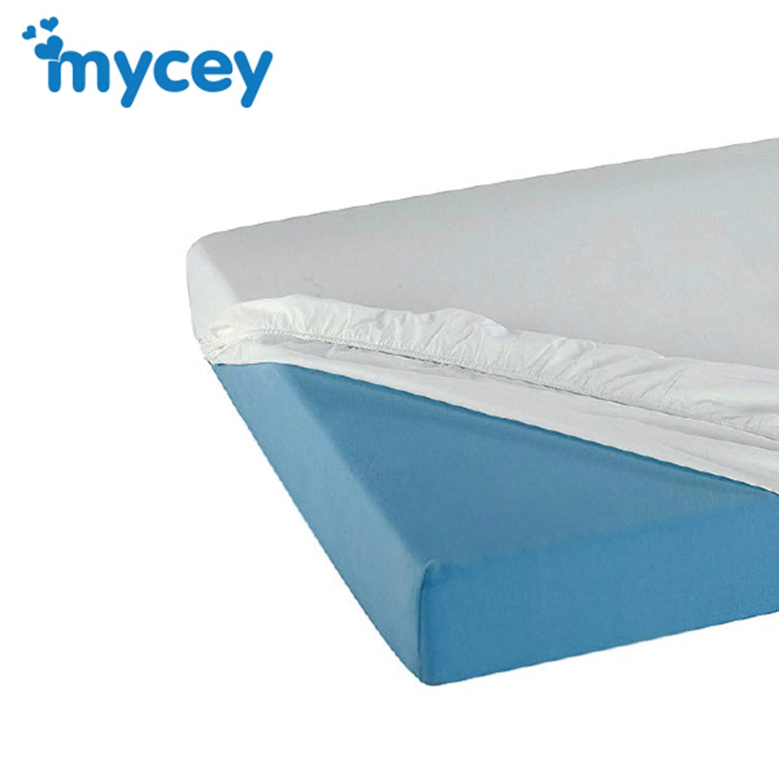 Ebebek Mycey Fitted Mattress Cover Pad Protector