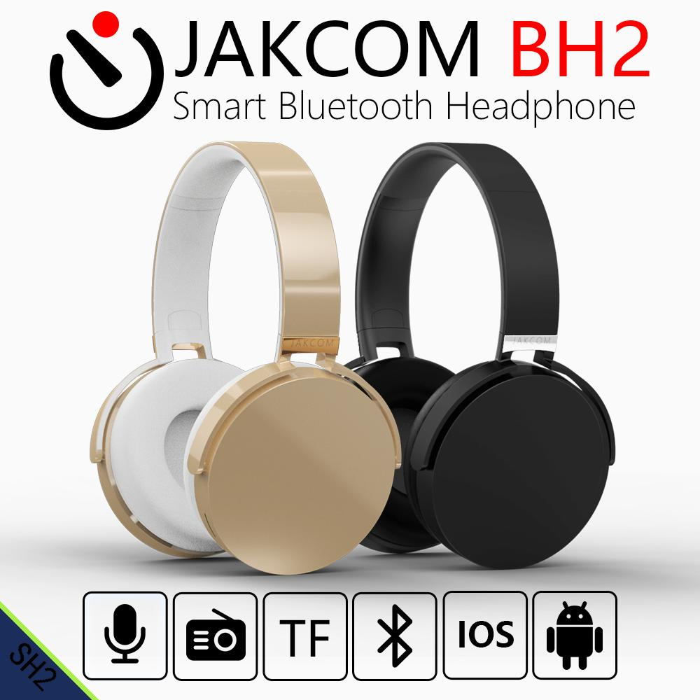 JAKCOM BH2 Smart Bluetooth Headset hot sale in Mobile Phone Touch Panel as v387 iq4404 cowon
