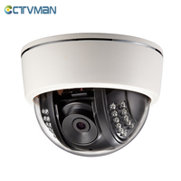 CTVMAN IP Camera Dome Wi Fi Wireless Security 1080P HD 2mp Onvif P2P IR Night Vision