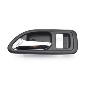 Image 4 - 4PCS BLACK INSIDE DOOR HANDLE FOR Great Wall Haval hover H3 H5 2010 2013 inside Handle car handle door knob