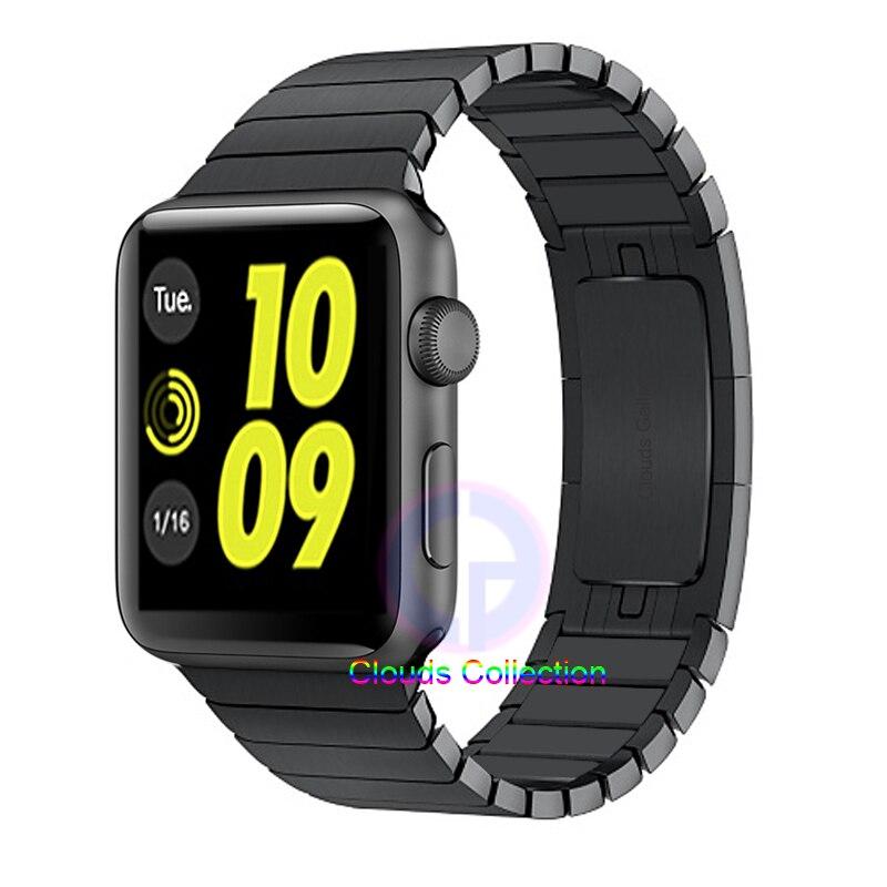 imágenes para 2017 Reloj Inteligente Bluetooth Conectado IWO 3 tercera Generación 1:1 42mm Deporte Podómetro Smartwatch para Apple iOS iPhone Android teléfono