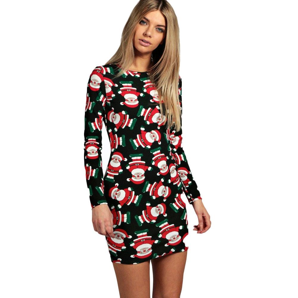 Popular Santa Dress Women-Buy Cheap Santa Dress Women lots from ...