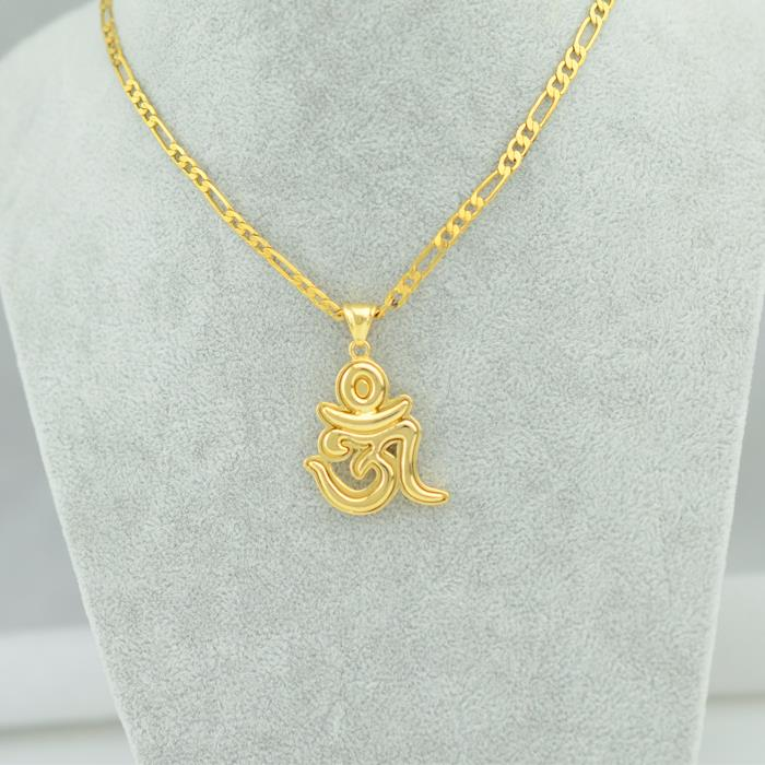 Anniyo Guanyin Buddha Necklace Hinduism Buddhism Pendant Chain ...