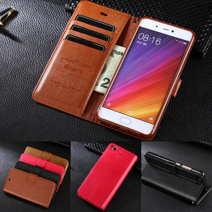 DIYABEI Case For Xiaomi Mi 5s 5.15 Luxury Wallet PU Leather Case Stand Flip Card Hold Phone Cover Bags For Xiaomi Mi5s