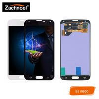 Replacement Screen for Samsung Galaxy 4G S5 i9600 G900 G900M SM G900 LCD Display with Touch Screen Digitizer Assembly