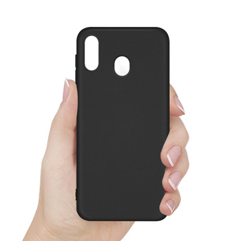 Slim Soft Tpu Phone Cover For Samsung Galaxy M20 M10 Ultra Thin Silicone Matte Back Scratch Resistant Protective Cover Case