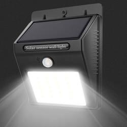 Светодио дный 20 LED s солнечный светодио дный свет датчик светодиодный свет с сумерками до рассвета темное зондирование Авто Вкл/Выкл Функция