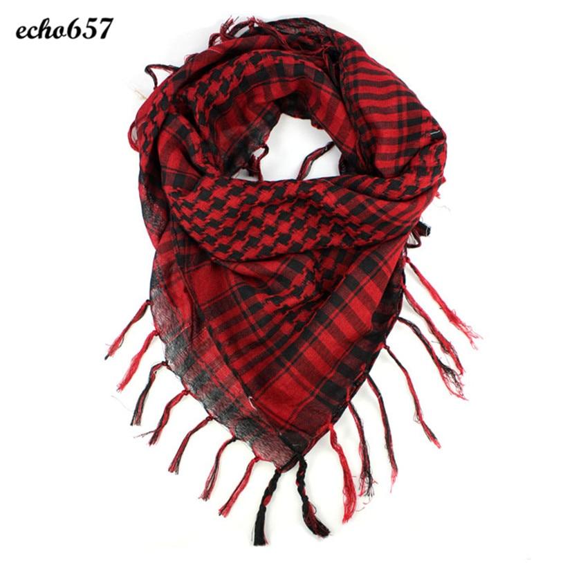 Woman Scarf Luxury Brand Cashmere Unisex Fashion Design Women Men Arab Shemagh Keffiyeh Palestine Scarf Shawl Wrap J 20 PY