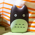 Fashional bonito totoro portale móvel power bank real 8000 mah carregador de bateria externa pack para iphone 5 6 note galaxy