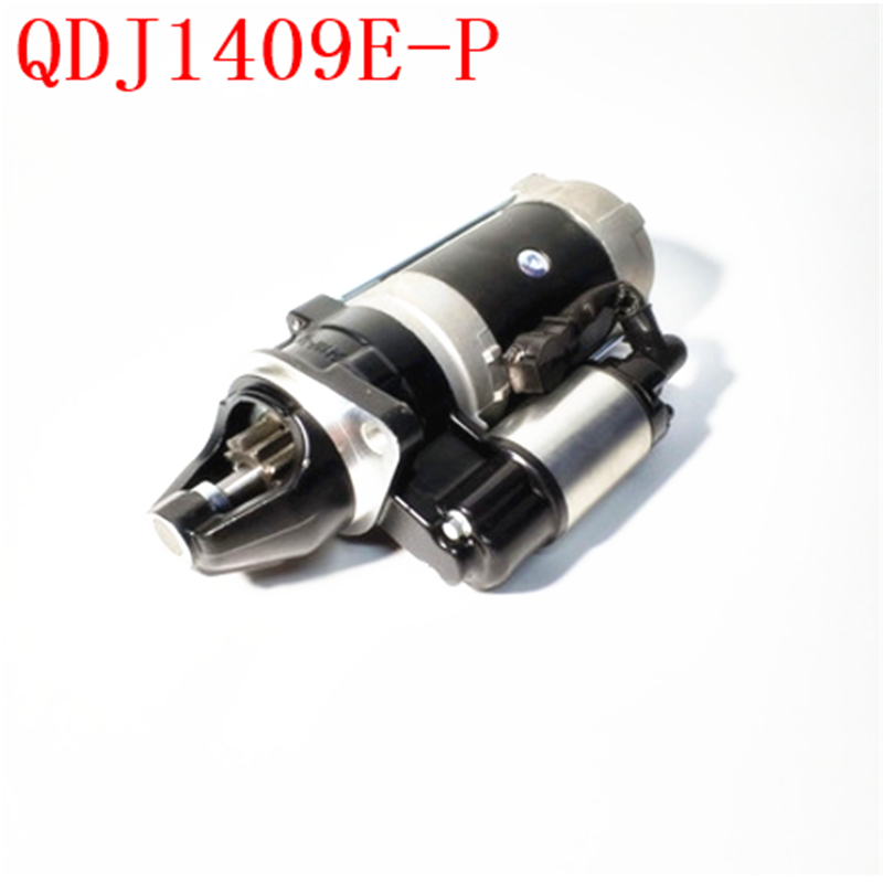 QDJ1409E-P starter for XINCHANG XC490 QC495 for tractor, forkliftQDJ1409E-P starter for XINCHANG XC490 QC495 for tractor, forklift