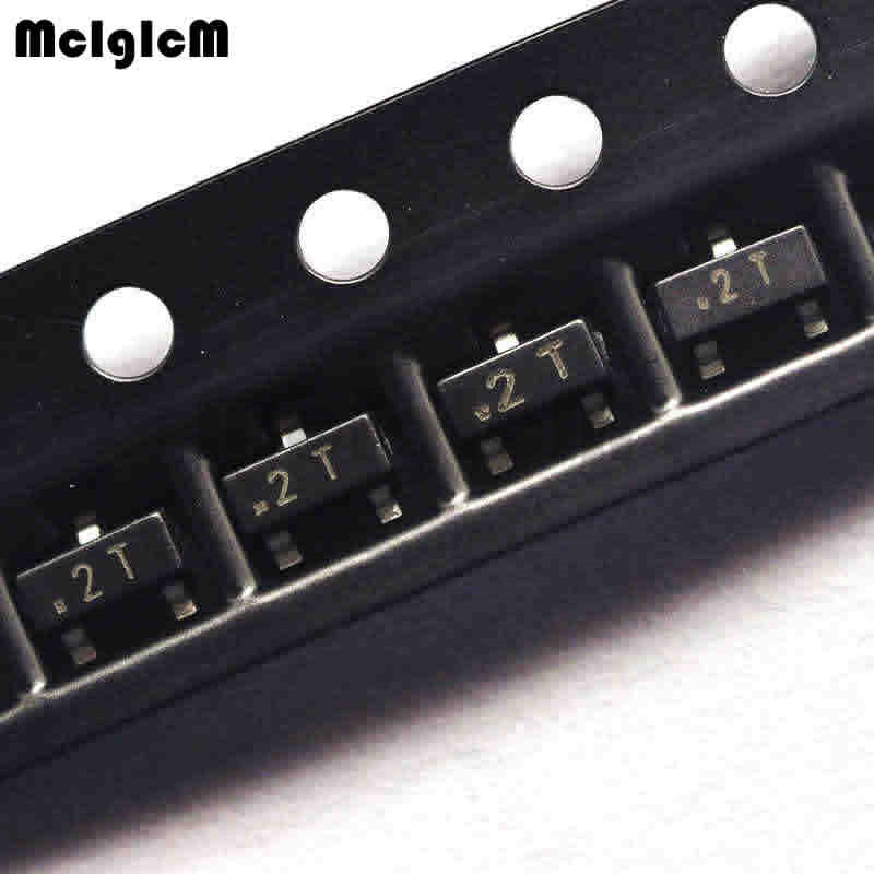 MCIGICM 100pcs MMBT4403LT1G SOT-23 MMBT4403LT1 MMBT4403 4403 SOT-23