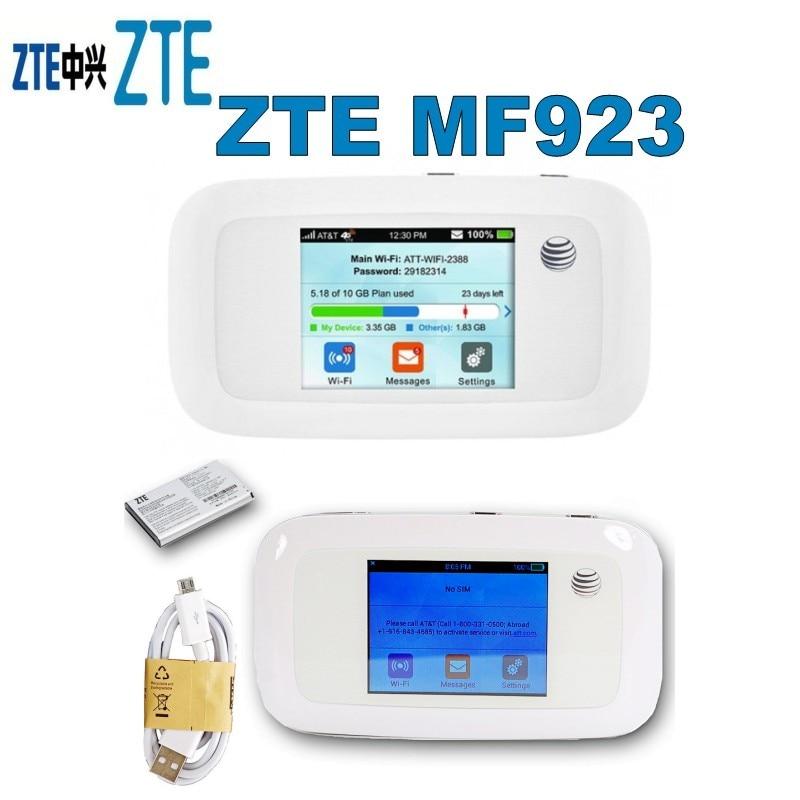 Lot of 10pcs ZTE MF923 4G LTE Mobile Hotspot цена