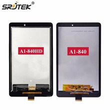 Srjtek For Acer Iconia Tab 8 A1-840FHD A1-840 A1-840HD A1 840 LCD Display Matrix Touch Screen Digitizer Assembly Replacement