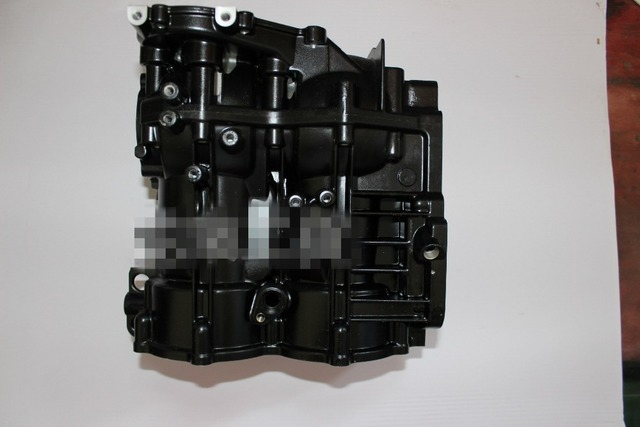 Crankcase assembly of cylinder block 69P-W0090-00-1S For Yamaha 30HP Outboard Motors Engine