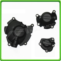 Motorcycle Engine Case Cover Slider / Protector Set for Yamaha YZF1000 R1 YZF R1 2015 2016 2017 2018