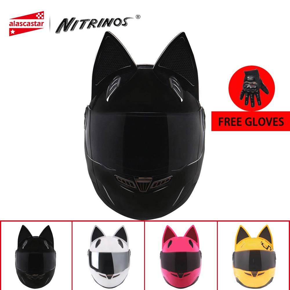 Aliexpress Com   Buy Nitrinos Motorcycle Helmet Women Moto