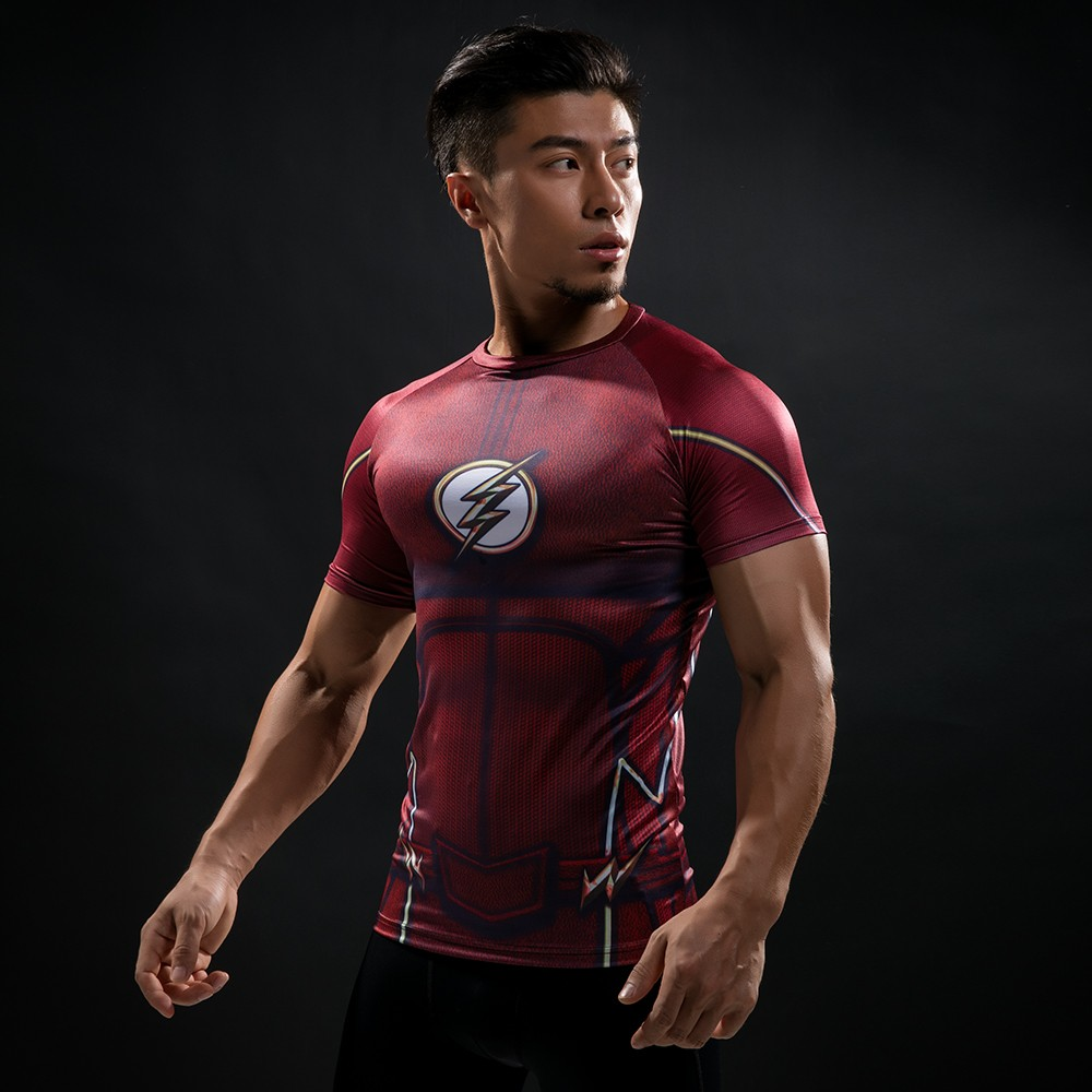 Punisher 3D Printed T-shirts Men Compression Shirts Long Sleeve Cosplay Costume crossfit fitness Clothing Tops Male Black Friday 42